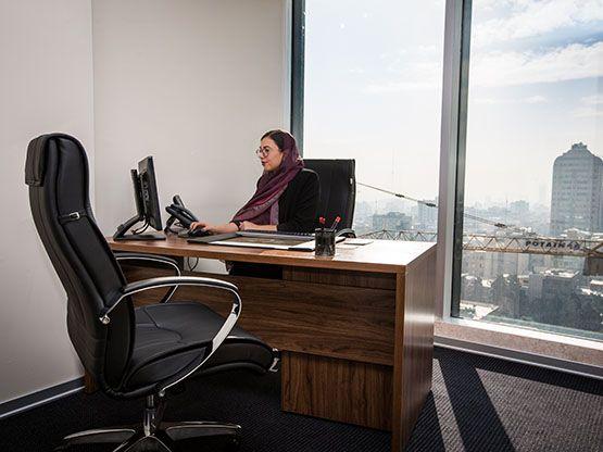 دفاتر اشتراکی برج کیان