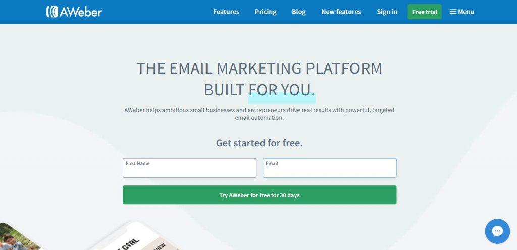 بهترینن سایت ایمیل مارکتینگ
