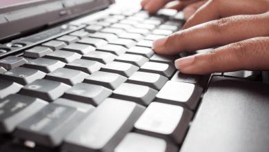تصویر از معرفی بهترین سایت های آموزش تایپ 10 انگشتی و تست سرعت تایپ