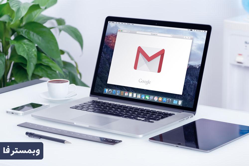 چگونه ایمیل بسازیم در اندروید