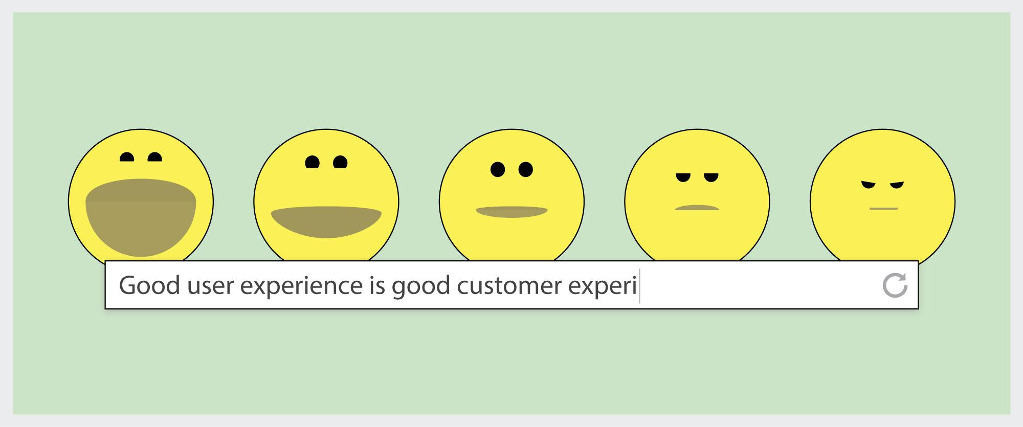 تجربه کاربر